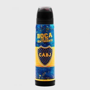 Termo de Acero Luminox Boca Juniors